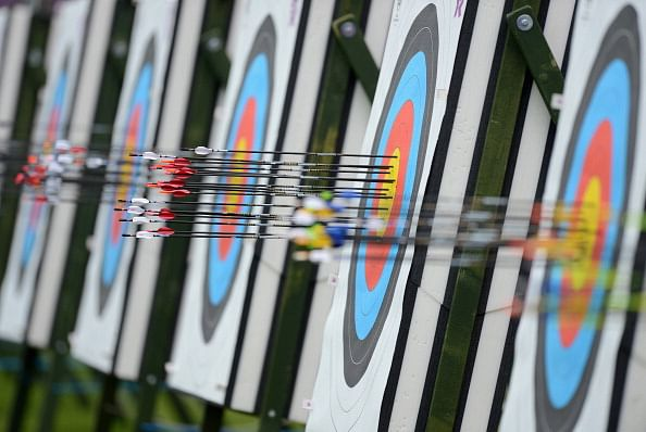 Look at the major archery tournaments that are gaining increasing popularity