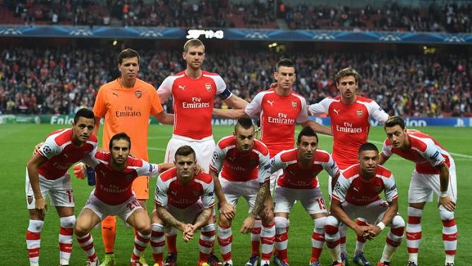 Best Arsenal Team in PES 2015