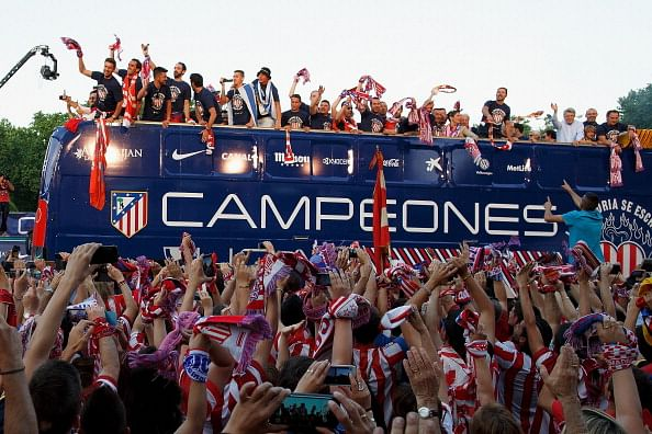 5 things you didn't know about Atletico Madrid's players