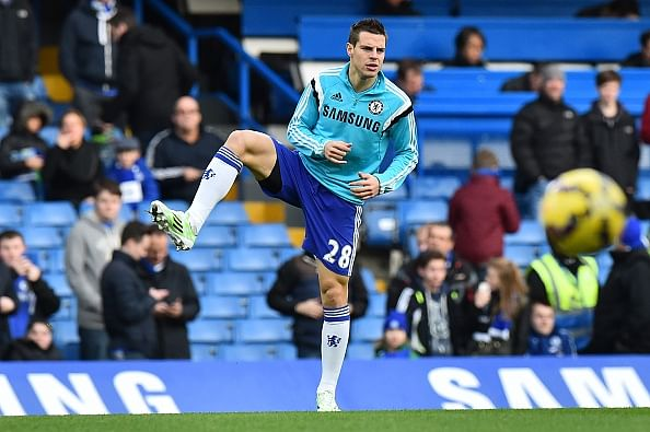 Azpilicueta out, Courtois available for Swansea clash