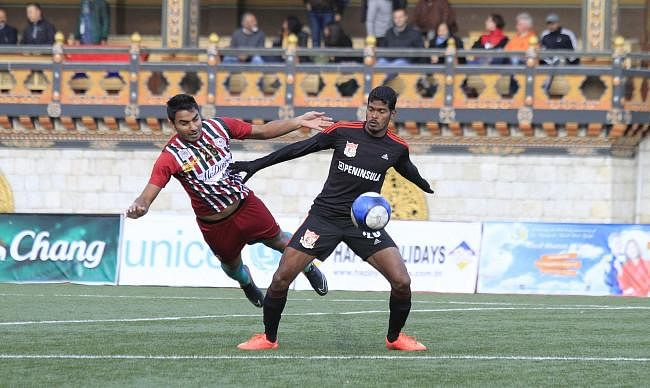 Mohun Bagan and Pune FC involved in entertaining 1-1 draw
