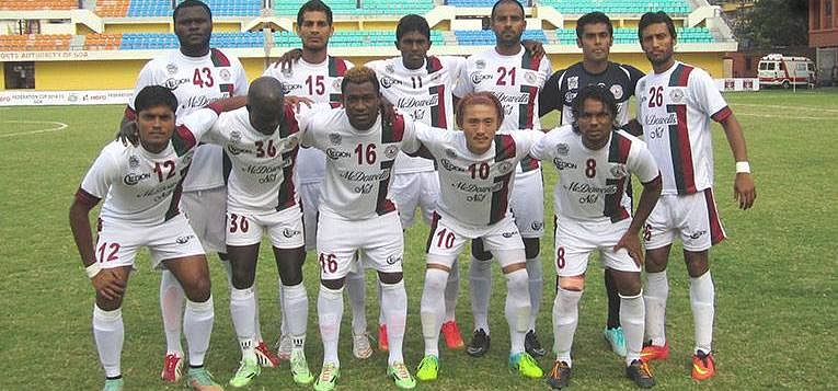 Impressive Mohun Bagan finish their campaign with 1-0 win over Shillong Lajong