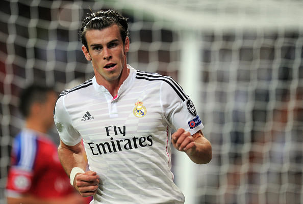 Gareth Bale can't imagine leaving Real Madrid
