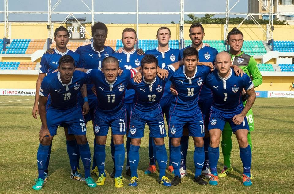 Bengaluru FC look focused on retaining the I-League title despite continental distractions