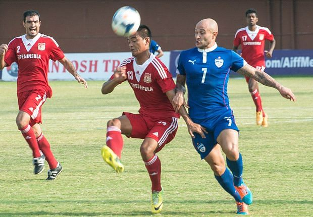 Bengaluru FC under pressure to deliver the goods against Pune FC