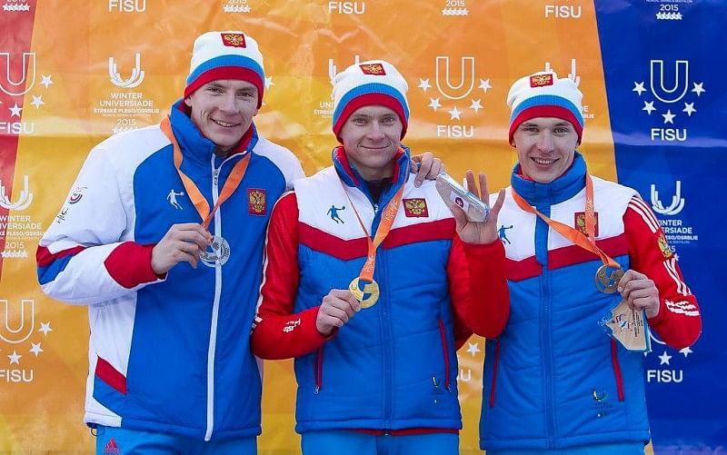 Russian athletes dominate Winter Universiade