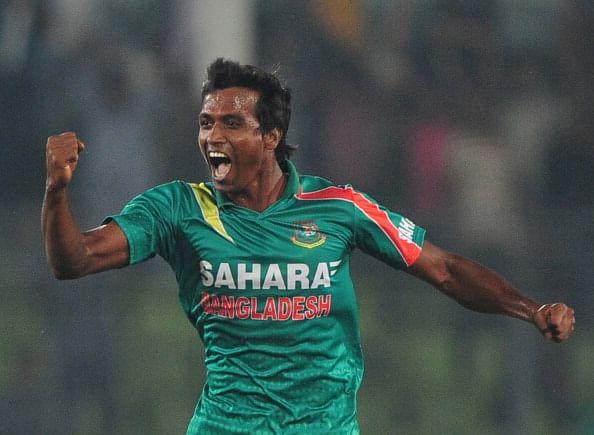 Bangladesh cricketer Rubel Hossain gets bail