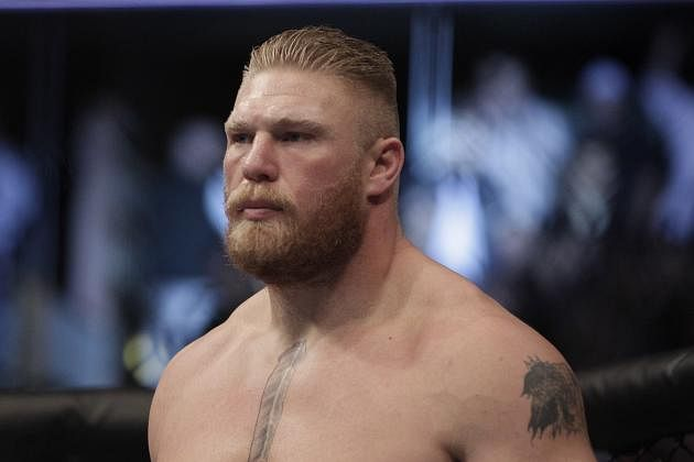 Brock Lesnar already in talks with other promotions?