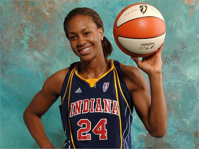 WNBA Champion Tamika Catchings to tip off Jr. NBA City Championships in Chennai and Mumbai