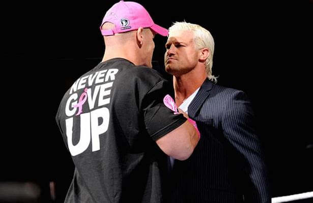 Could a Royal Rumble win for Ziggler lead to a main event match with John Cena at WrestleMania?