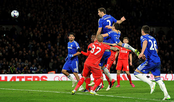 Highlights: Chelsea (2) 1-0 (1) Liverpool; Chelsea book a ticket to Wembley after extra-time