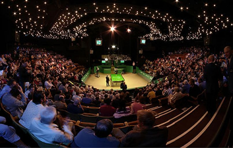 Snooker worlds to stay in Sheffield until 2017