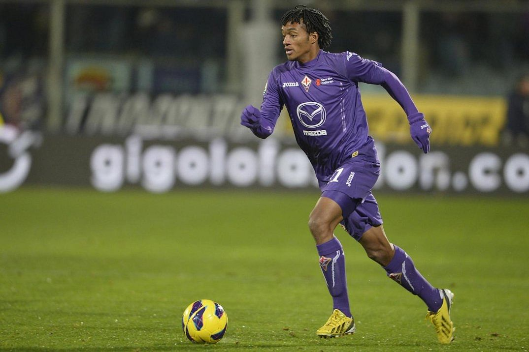 Fiorentina demand £27 million as Juan Cuadrado reveals interest in joining Chelsea