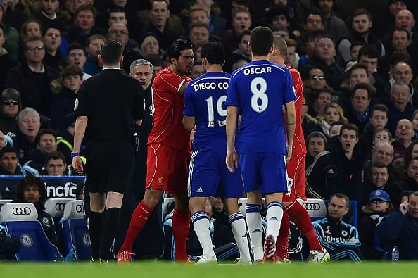 Diego Costa charged by FA for violent conduct; Faces three-match ban