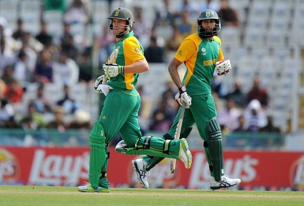 Stats: Hashim Amla-AB de Villiers break record for highest average partnership runs