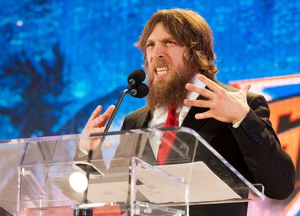 Daniel Bryan on next week's RAW and SmackDown tapings