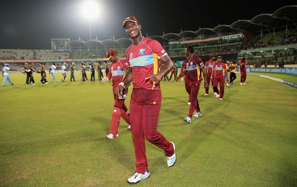 Darren Sammy avoiding controversy over Bravo, Pollard omissions