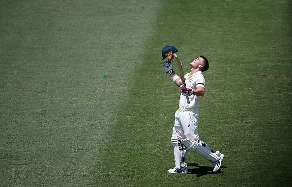 Australia vs India 2014/15 - 4th Test, Day 1: David Warner slams emotional century as hosts dominate