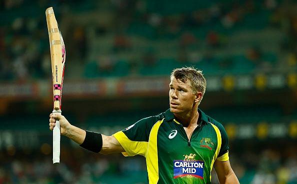 David Warner ton leads Australia to easy win over England