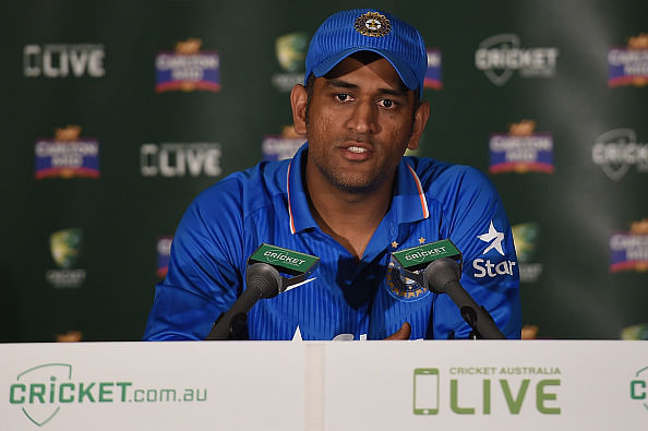Critical to remain fresh ahead of the World Cup: MS Dhoni