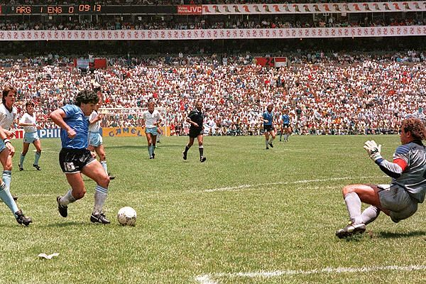 Touch of genius: A video that proves why Diego Maradona is the greatest footballer ever