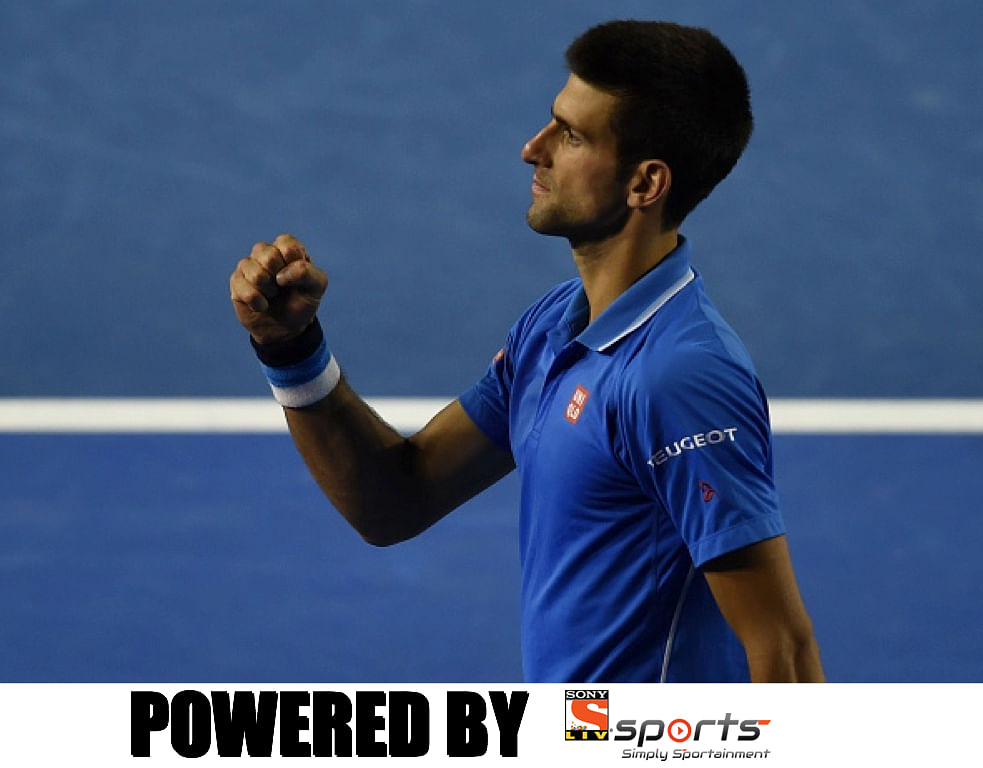 Djokovic through to the Australian Open final after titanic battle with Wawrinka