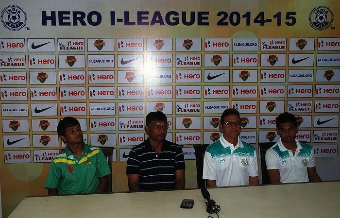 Salgaocar FC take on Mohun Bagan looking for first win in 2014-15 I-League