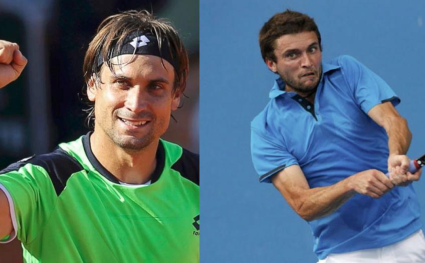 Gilles Simon vs David Ferrer highlights en HD