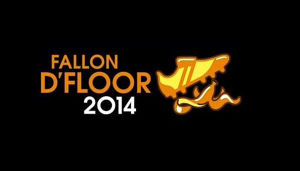 Fallon D'Floor 2014: And the award for most theatrical dive goes to...