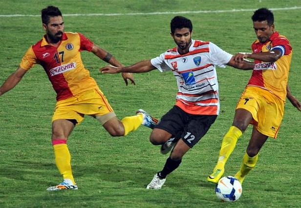 Mumbai FC hold East Bengal to a 0-0 draw
