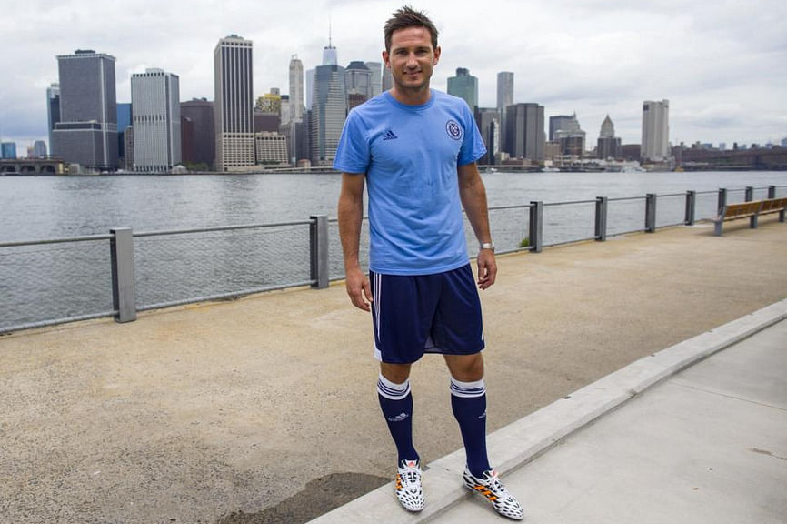 Frank Lampard still proving them wrong - Chelsea legend only man who can add authenticity to MLS