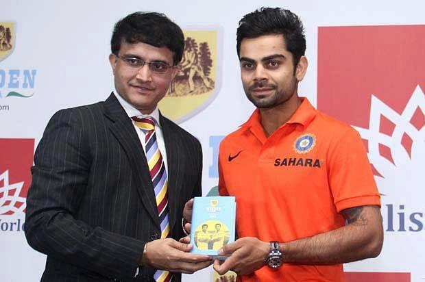 Virat Kohli says he wants to win like Ganguly