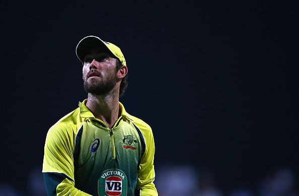 Glenn Maxwell: Was desperate to be in Australia's World Cup squad