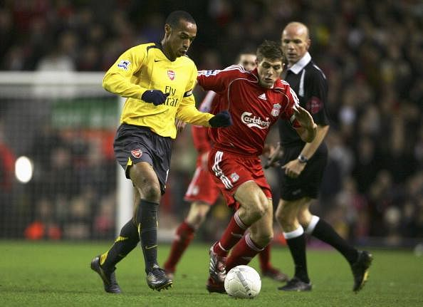 There can never be another Steven Gerrard: Thierry Henry