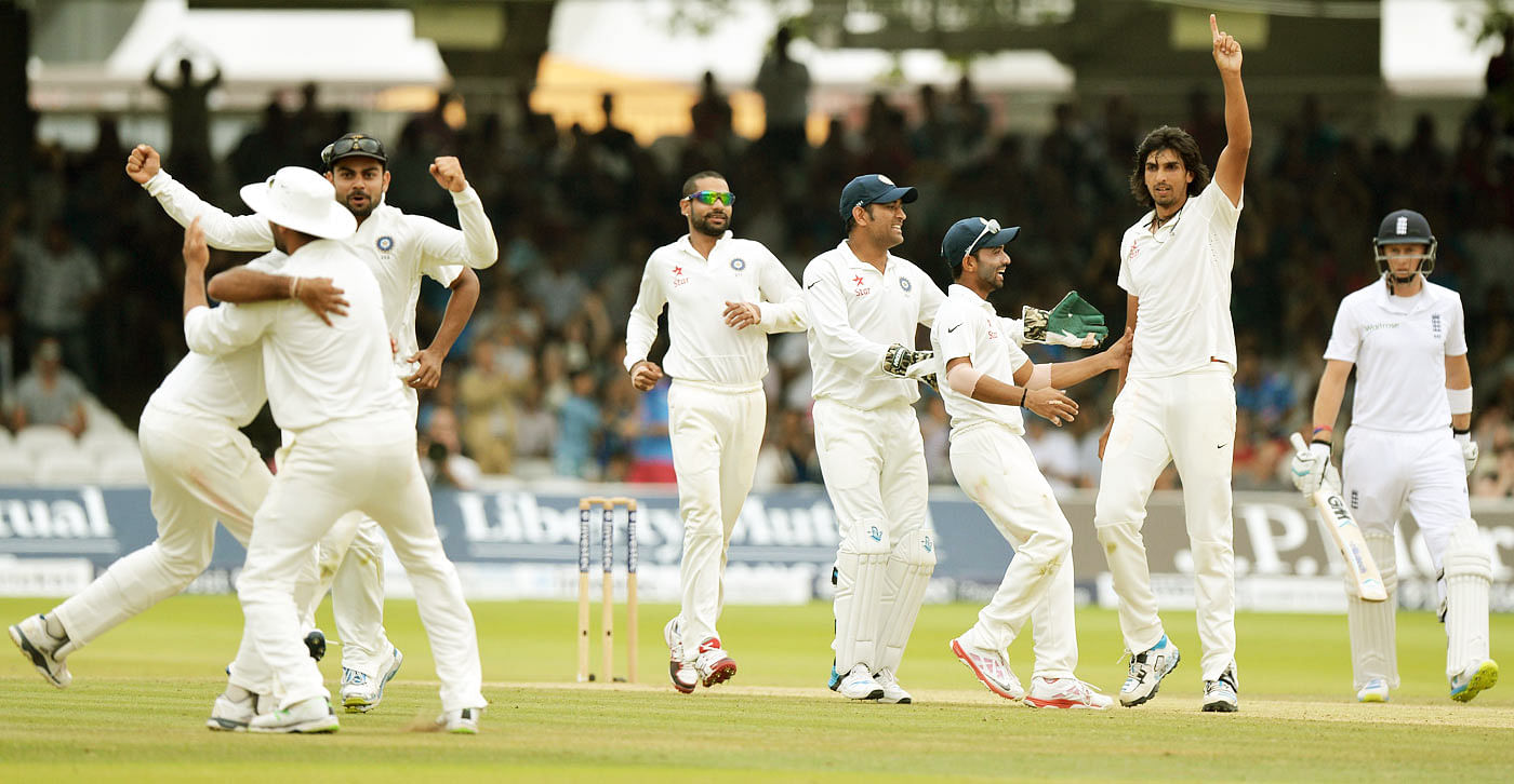 2014 - A year to forget for Indian Test cricket