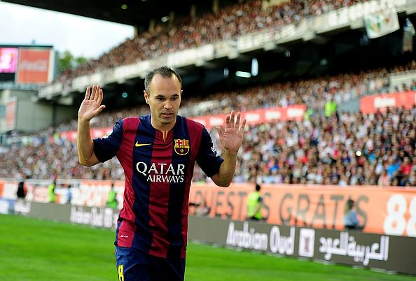 Atletico Madrid made it difficult for Barcelona: Andres Iniesta