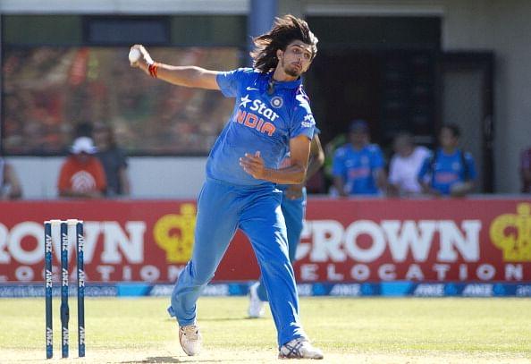 Ishant Sharma absent from Sunil Gavaskar's Indian World Cup squad