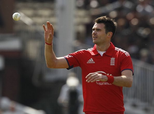 James Anderson doubtful for England opener against Australia