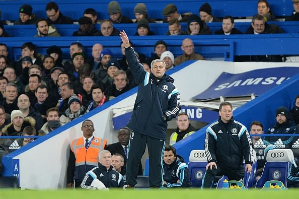 Chelsea manager Jose Mourinho fined £25,000 for his comments against the FA