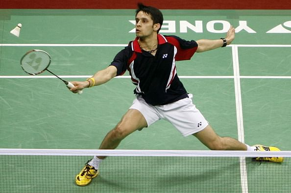 Parupalli Kashyap reaches men's singles pre-quarters in Malaysia GP Gold