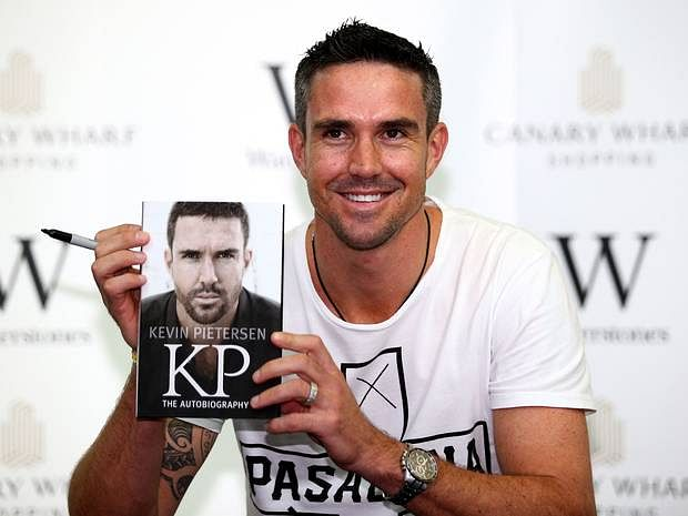 KP: The Autobiography - Not really a cricket book