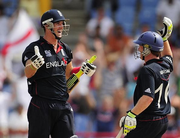 No way back for Kevin Pietersen, says Eoin Morgan