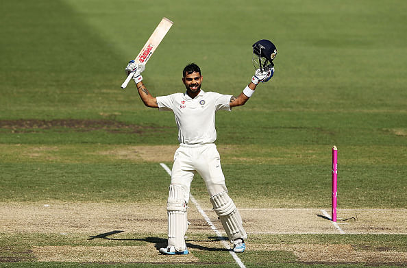 A look at the records set by Virat Kohli in the Border-Gavaskar Trophy against Australia