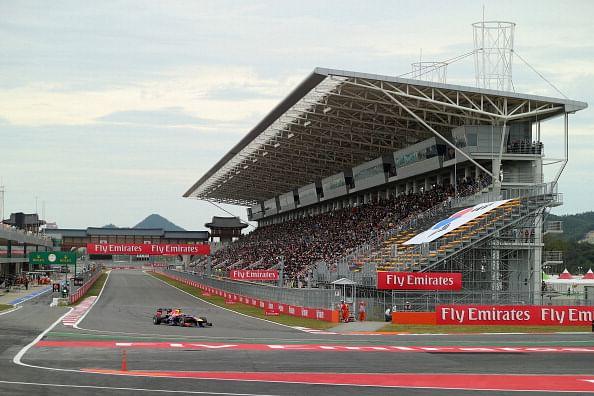 Korean GP scrapped from 2015 F1 calendar