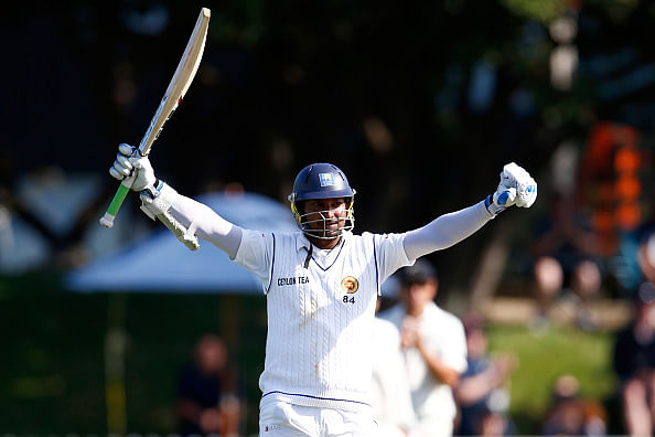 Kumar Sangakkara joins Surrey for 2015 county season