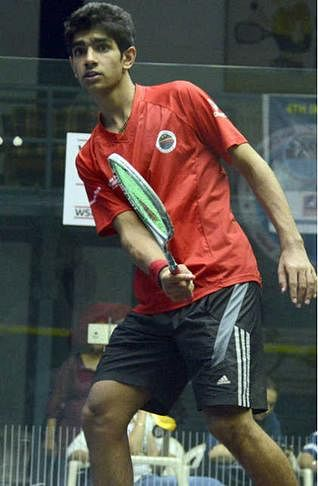Kush Kumar loses to Atmas in U-19 squash meet