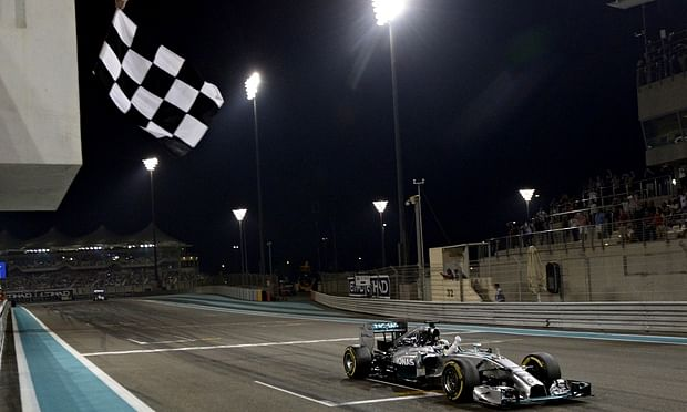 9 things F1 drivers do in the off season winter break