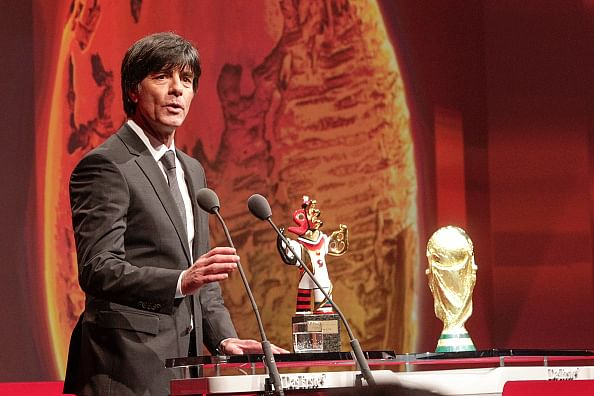 Germany's Joachim Low named best national team manager in 2014 by IFFHS