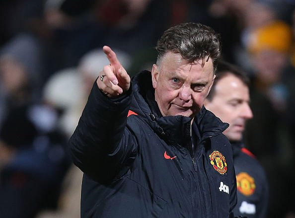 Is Louis van Gaal's strategy and 'philosophy' at Manchester United flawed?
