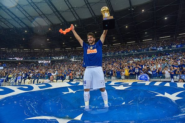 Lucas Silva accepts Real Madrid offer, reveals Cruzeiro vice president